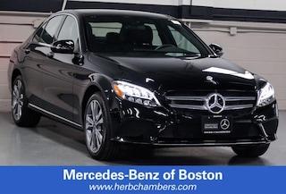 2019 Mercedes-Benz C-Class C 300 4MATIC Sedan