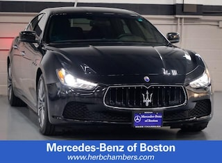 Pre-Owned 2016 Maserati Ghibli S Q4 Sedan M10870A near Wayland, MA