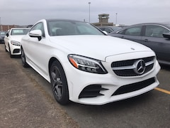 New 2019 Mercedes-Benz C-Class C 300 4MATIC Coupe Boston