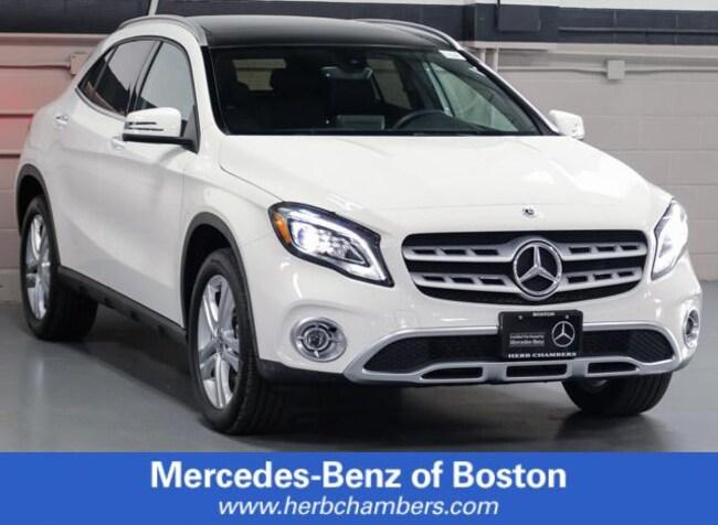 Used 2019 Mercedes-Benz GLA 250 GLA 250 SUV in Boston