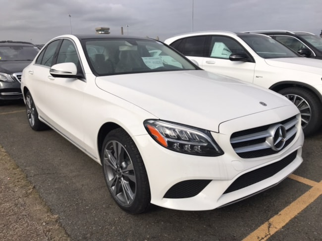New 2019 Mercedes-Benz C-Class C 300 4MATIC Sedan in Boston