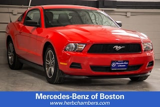 Used 2011 Ford Mustang V6 Coupe M11022A for sale in Boston, MA