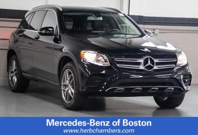 Used 2016 Mercedes-Benz GLC 300 GLC 300 SUV in Boston