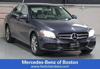 2016 Mercedes-Benz C-Class C 300 Sedan