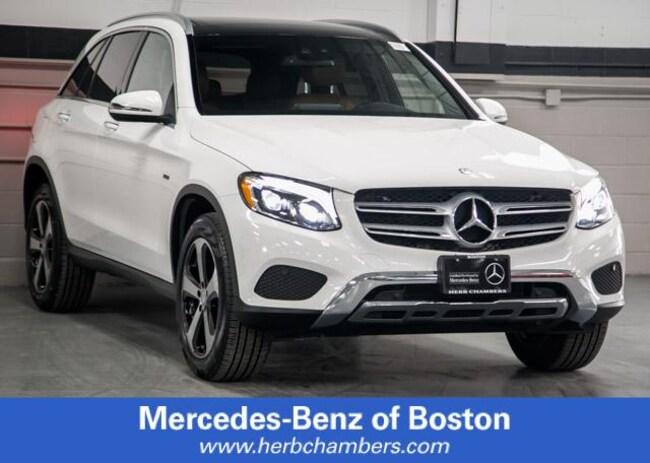 Used 2016 Mercedes-Benz GLC 300 4MATIC SUV in Boston