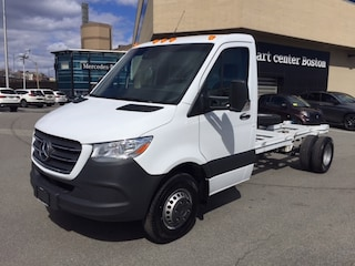 2019 Mercedes-Benz Sprinter 3500XD Cab Chassis Cab and Chassis