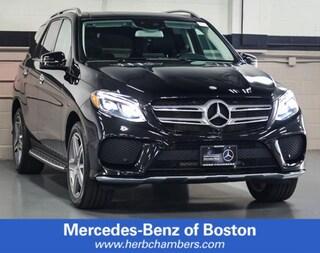 2016 Mercedes-Benz GLE 400 4MATIC SUV