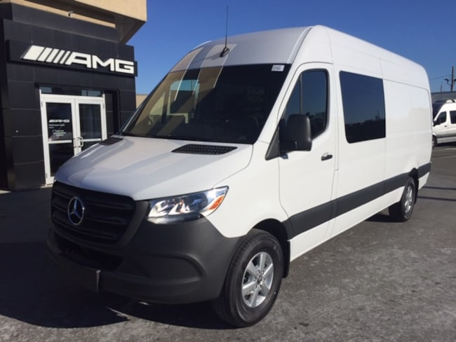 New 2019 Mercedes-Benz Sprinter High Roof Crew Van in Boston