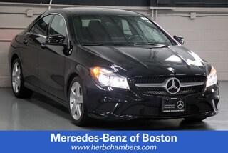 2016 Mercedes-Benz CLA 250 CLA 250 4MATIC Coupe