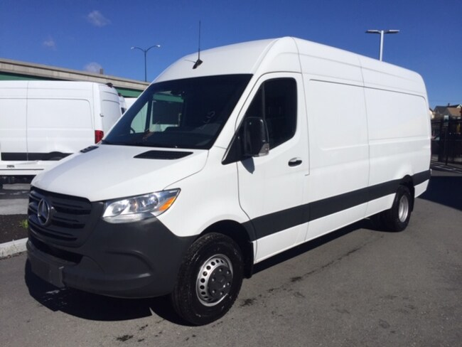 New 2019 Mercedes-Benz Sprinter 4500 High Roof Cargo in