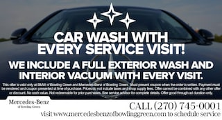 Car Wash with Every Service Visit!