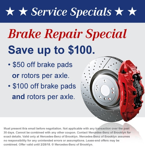 Break Repair Special