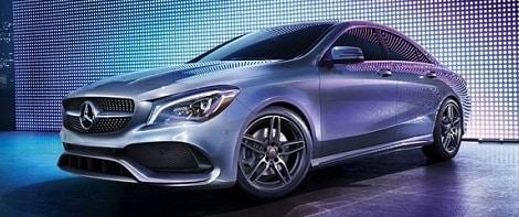 2018 CLA 250 Coupe 4MATIC®