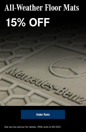 All-Weather Floor Mats- April Special