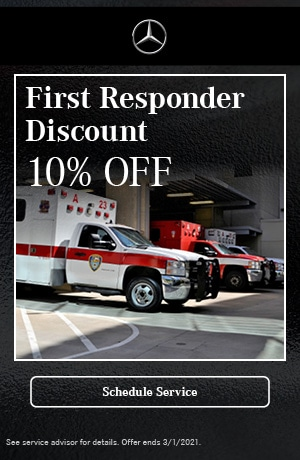 First Responder Discount - February