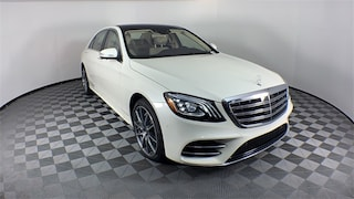 2020 Mercedes-Benz S-Class S 450 4MATIC Sedan