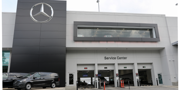 Service Center | Mercedes-Benz of Buckhead