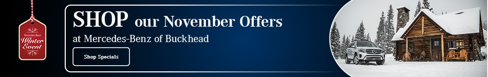 Shop Our November Offers