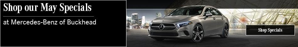 May Specials at Mercedes-Benz of Buckhead
