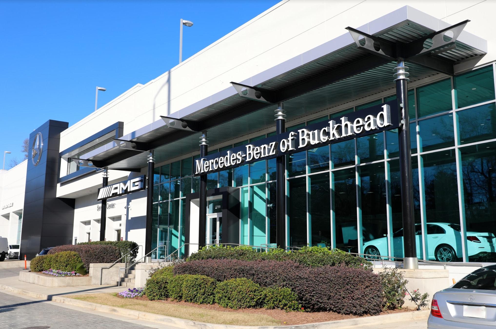Mercedes Benz Dealership >> Mercedes Benz Of Buckhead New And Used Mercedes Benz