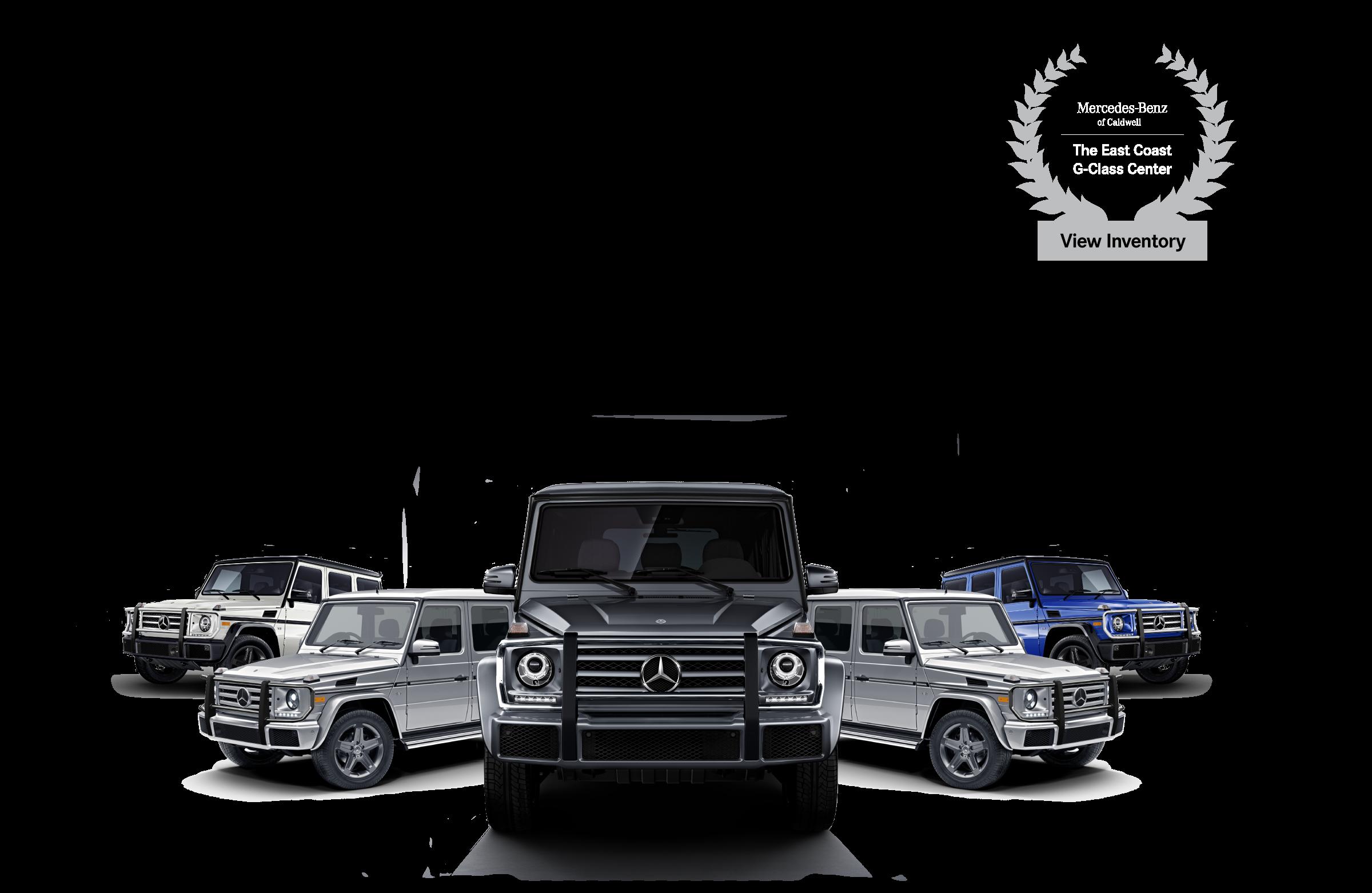2019 G-Class Mercedes-Benz   G-Wagon SUV   Mercedes-Benz of Caldwell