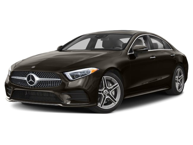 2019 Mercedes-Benz CLS 450 CLS 450 4matic Coupe