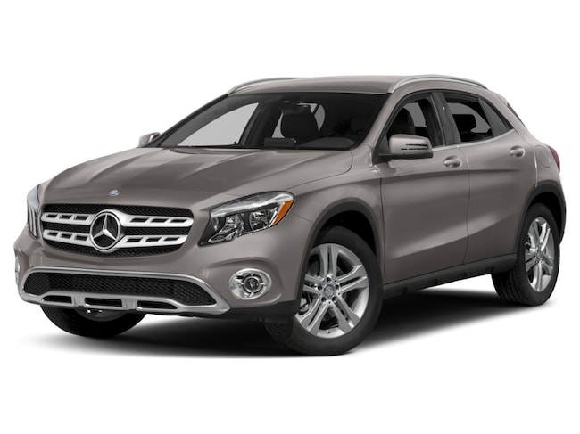 2019 Mercedes-Benz GLA 250 GLA 250 4matic SUV