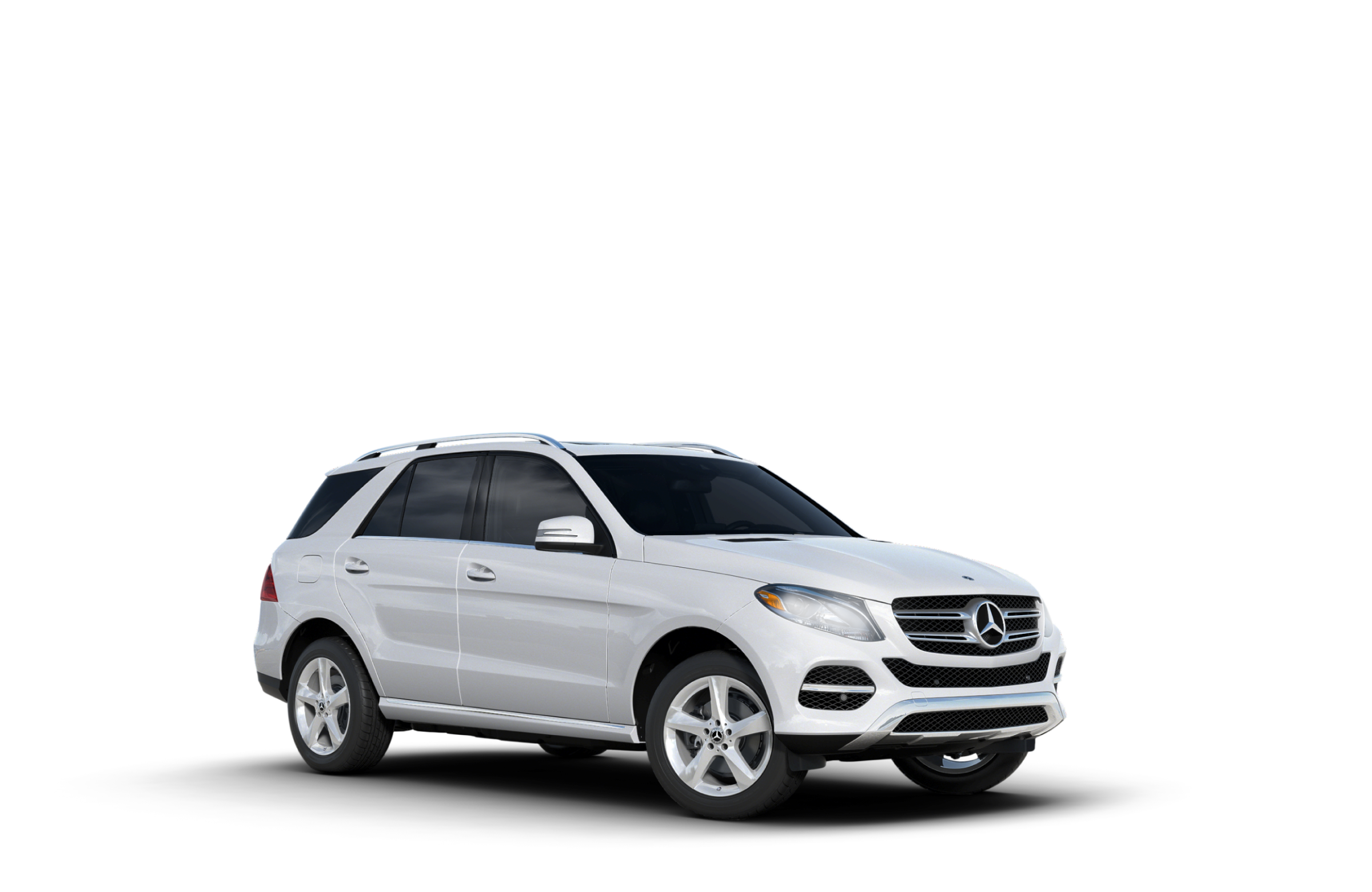 The New 2018 GLE SUV