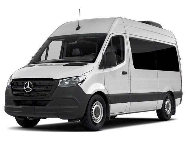 2019 Mercedes-Benz Sprinter 2500 Passenger 144 WB High Roof