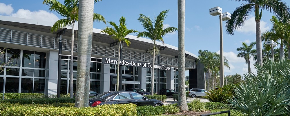 Mercedes benz dealership near me coconut creek fl for Mercedes benz specialist near me
