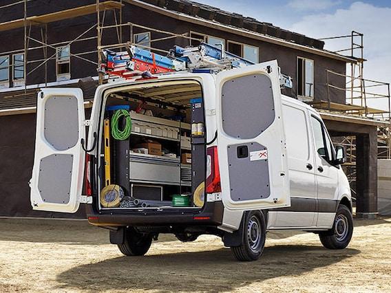 Mercedes-Benz Vans for Sale San Jose, CA | Metris & Sprinter