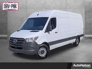 2021 Mercedes-Benz Sprinter 2500 High Roof I4 Van Crew Van