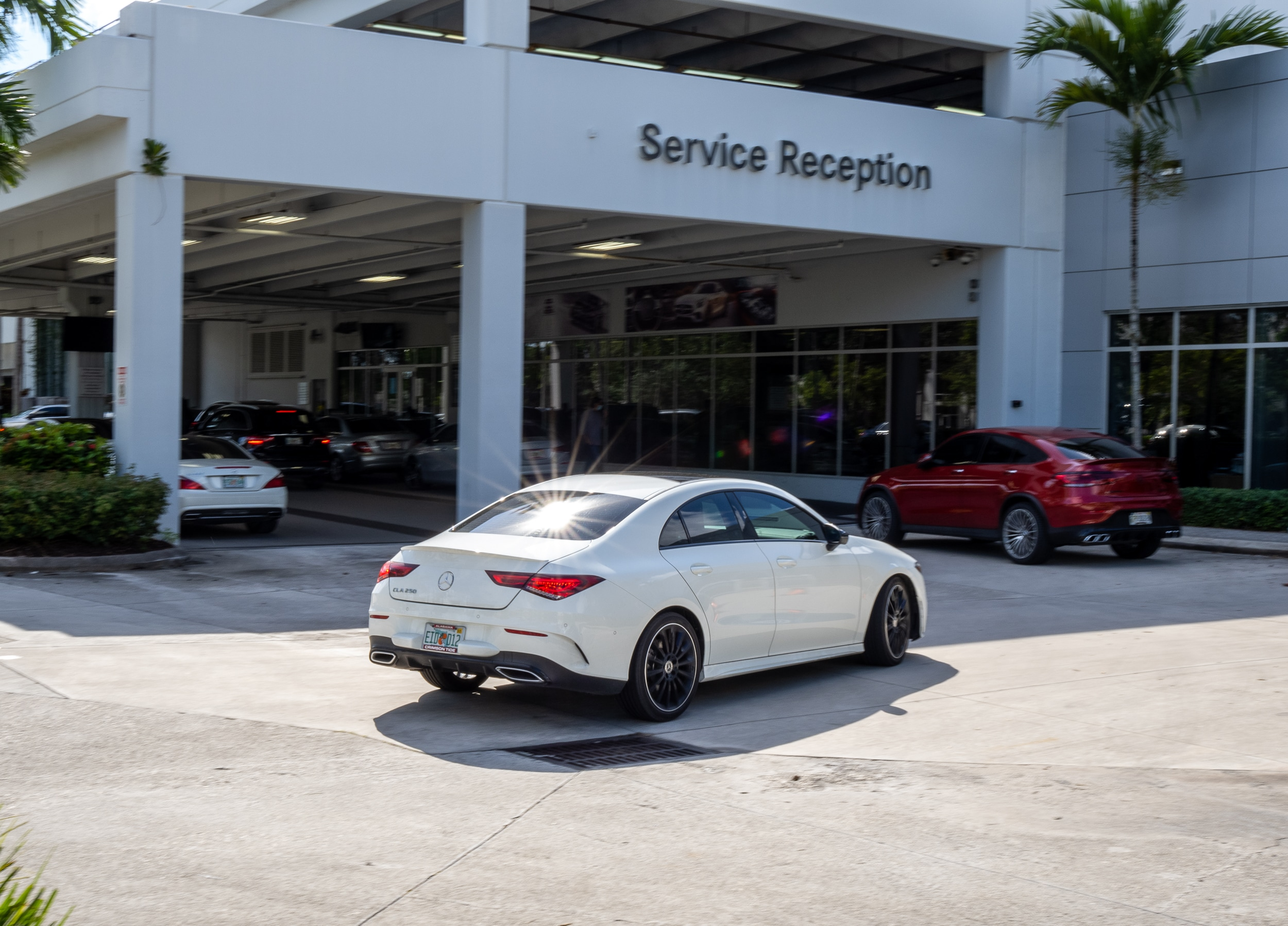 Mercedes-Benz of Coconut Creek Service Center