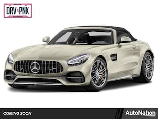 2020 Mercedes-Benz AMG GT Convertible