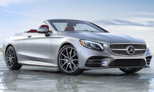 2020 Mercedes-Benz S-Class Cabriolet in Colorado Springs