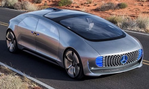 Mercedes-Benz Future Car Concepts 2020 F 015 Luxury in Colorado Springs