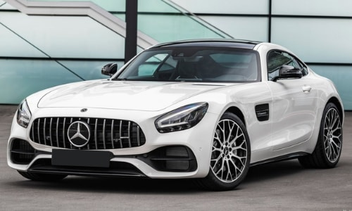 2020 Mercedes-Benz AMG GT Coupe in Colorado Springs