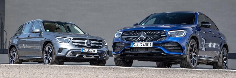 2020 Mercedes Benz Glc Price Specs Trims Mercedes Benz