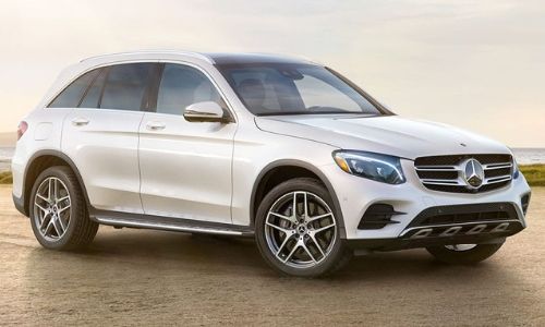 2020 Mercedes-Benz GLC SUV Hybrid in Colorado Springs