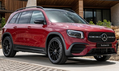 2020 Mercedes-Benz GLB SUV in Colorado Springs