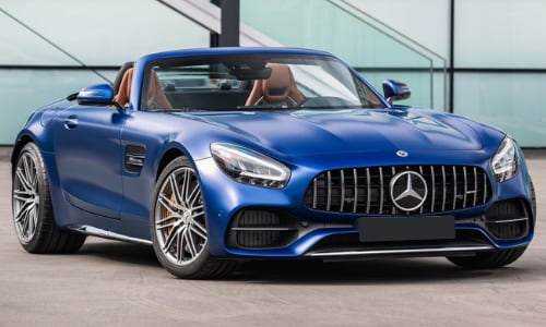 2020 Mercedes-Benz AMG GT Roadster in Colorado Springs