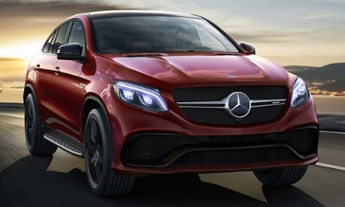 2020 Mercedes-Benz GLE Coupe SUV in Colorado Springs