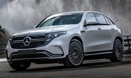 2020 Mercedes-Benz EQC Electric SUV in Colorado Springs