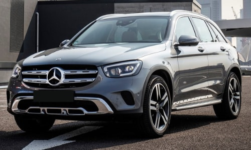 2020 Mercedes-Benz GLC SUV in Colorado Springs