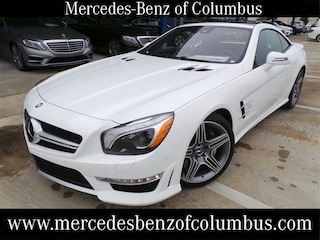 Pre-Owned 2016 Mercedes-Benz AMG SL 63 AMG SL 63 Roadster 139361 in Columbus, GA