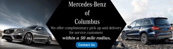 Service Center | Mercedes-Benz of Columbus