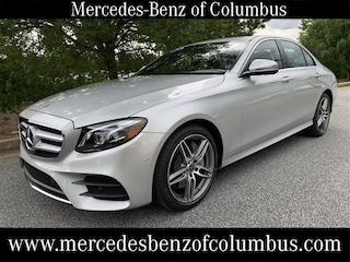 New 2019 Mercedes-Benz E-Class E 300 Sedan 155621 in Columbus, GA