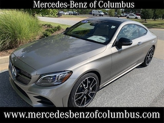 New 2019 Mercedes-Benz C-Class C 300 Coupe 156061 in Columbus, GA