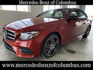 New 2019 Mercedes-Benz E-Class E 300 Sedan 152991 in Columbus, GA