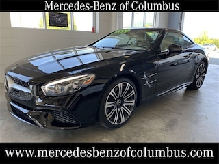 New 2018 Mercedes-Benz SL 450 Convertible 155181 in Columbus, GA